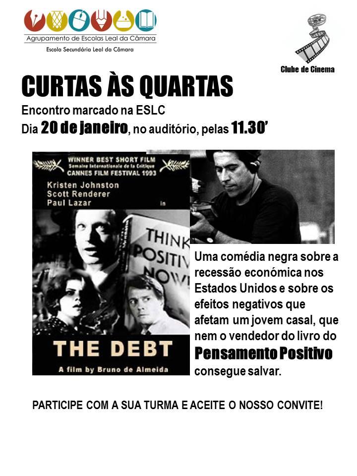 Cartaz A Dívida